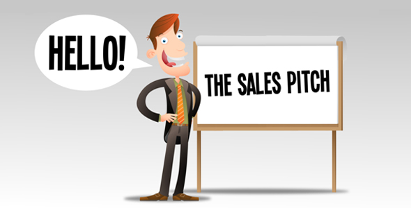 salespitch